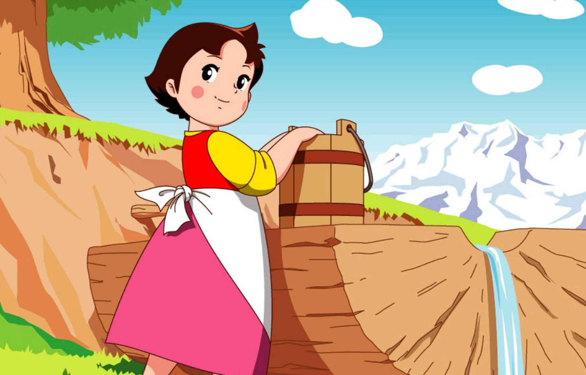 VIDEO. «Bambi», «Heidi», «Candy»… Ces dessins animés qui ...