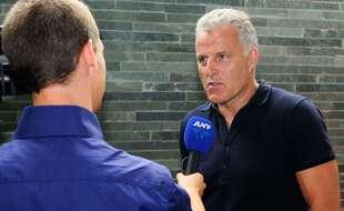 Le journaliste néerlandais Peter de Vries a été gravement blessé par balles le 6 juillet 2021.