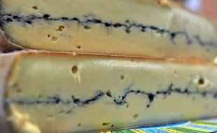 Le morbier provenait d'un producteur situé dans le département du Doubs.