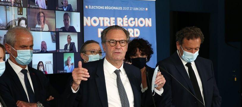 Le président sortant de la région PACA, le LR Renaud Muselier.