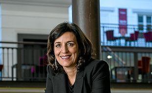 Sylvie Caulet, la créatrice  de la Station Alexandre.