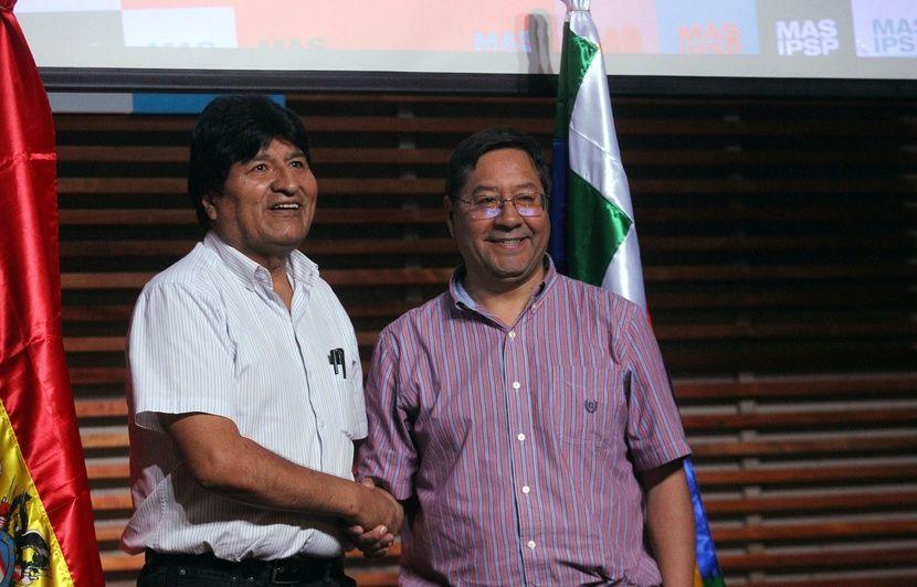 Bolivie: Evo Morales officiellement candidat au Sénat