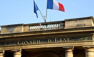 Image d'illustration du Conseil d'Etat à paris.