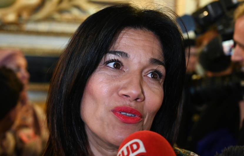 Municipales : La sénatrice PS Samia Ghali candidate à Marseille