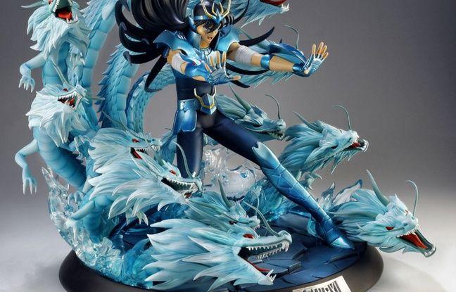 «Par la fureur du dragon»... L'attaque mythique de Shiryu dans «Les Chevaliers du Zodiaque»