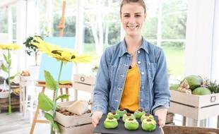 Camille, gagnante de la saison 8 du «Meilleur pâtissier».