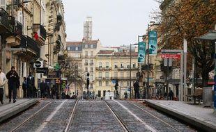 Le réseau de tramway bordelais est resté à l'arrêt de lundi soir à mardi fin de matinée.