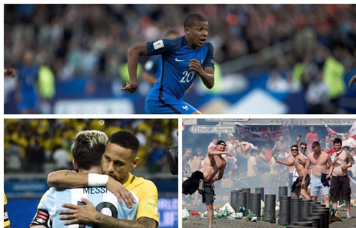 Et si la Coupe du monde, c'était un peu tout ça à la fois? – SIPA (montage WP)