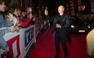 Sébastien Cauet aux NRJ Music Awards le 10 novembre 2018 à Cannes