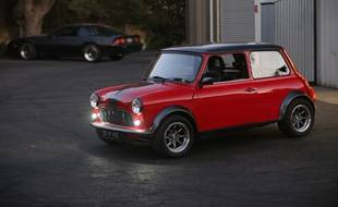 Mini Super Cooper S by Gildred Racing