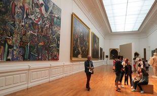 Le musée d'arts de Nantes, ouvert fin juin 2017.