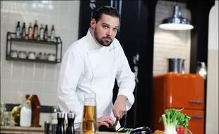 Xavier Pincemin est le grand gagnant de la saison 7 de «Top Chef»