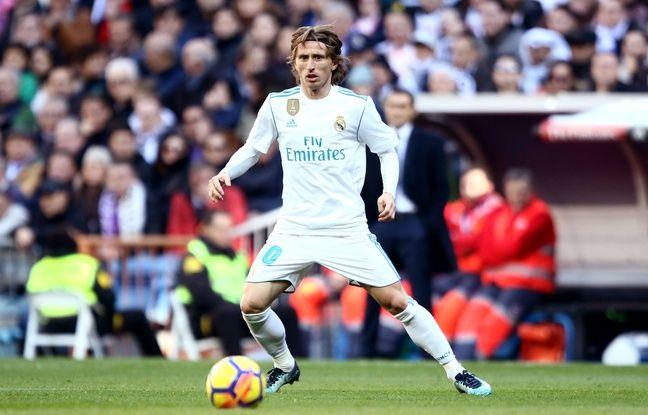 La star du Real Madrid Luka Modric inculpé pour faux témoignage dans un scandale financier en Croatie