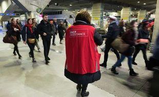 La SNCF a fait face à une succession de pannes à Montparnasse et Saint-Lazare en décembre 2017.