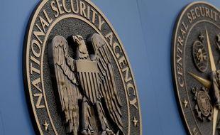 L'emblème de l'agence de surveillance des Etats-Unis.