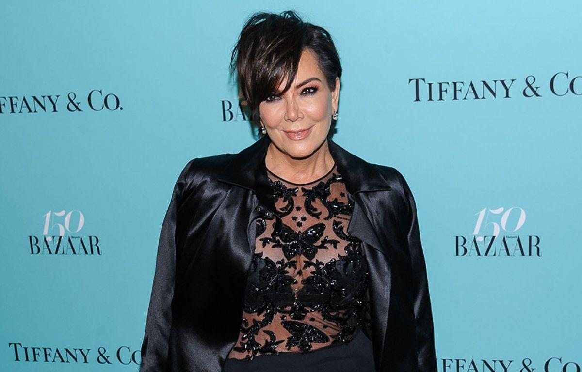 Kris Jenner au 150e anniversaire d'Harper's Bazaar – C.Smith/WENN.com