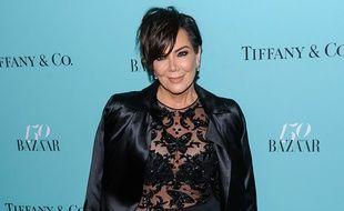 Kris Jenner au 150e anniversaire d'Harper's Bazaar