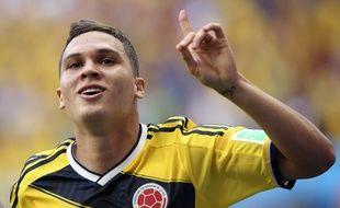 Le Colombien Juan Fernando Quintero est prêté à Rennes par le FC Porto.