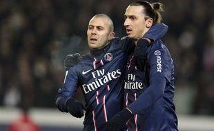 Le PSG de Zlatan Ibrahimovic et de Jérémy Ménez sera opposé à Arras en 32es de finales de la Coupe de France.