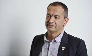 Pascal Pavageau a été élu le 27 avril 2018 à la tête de Force ouvrière.