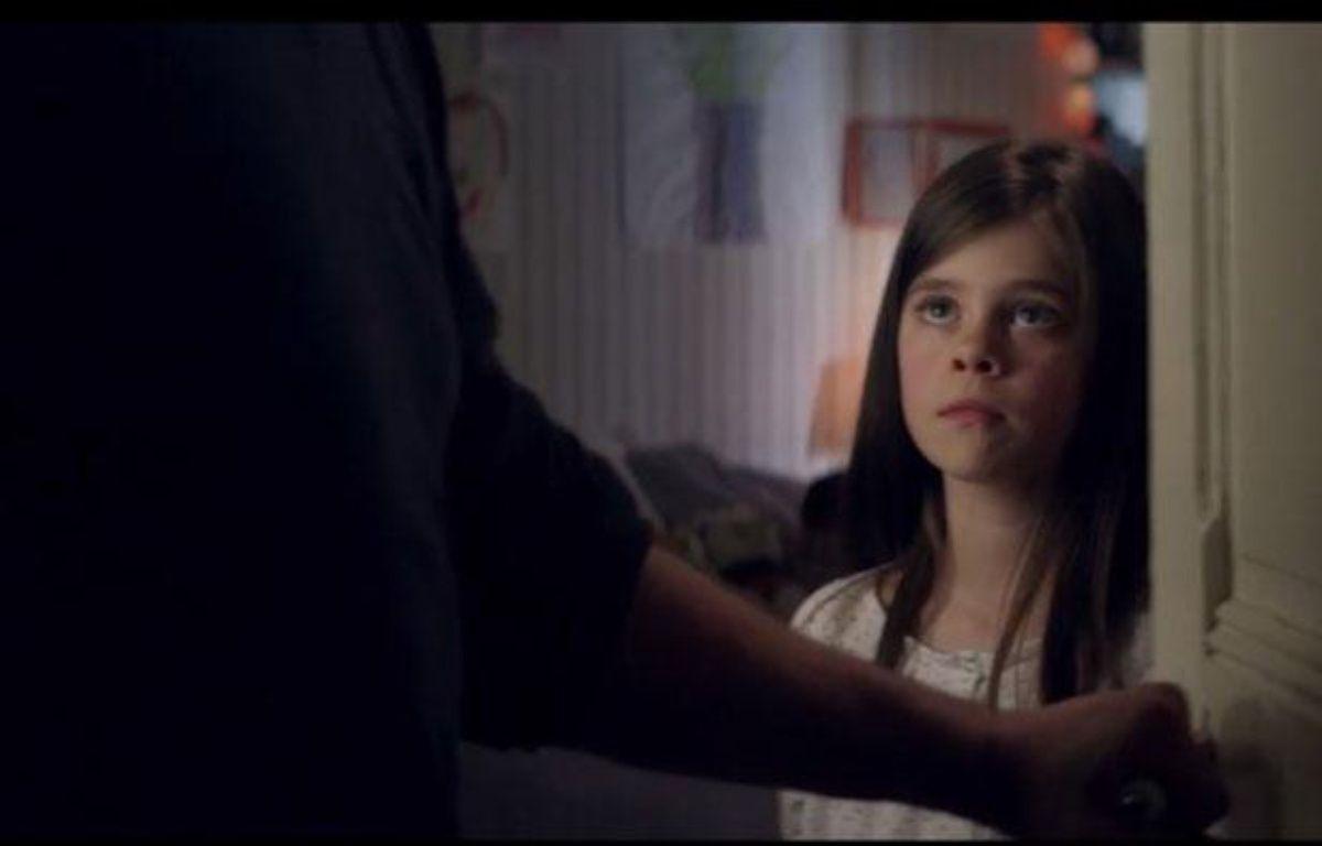 Capture d'écran de la Campagne contre l'inceste, concue par le Collectif féministe contre le viol. – PARIS EN AUSTRALIE / CFCV