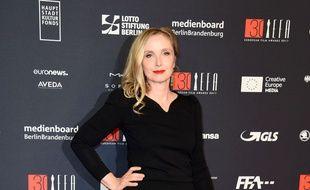 L'actrice Julie Delpy