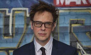 Le réalisateur du film «Les Gardiens de la Galaxie», James Gunn, le 24 avril 2017.