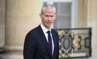 Franck Riester a évoqué le témoignage de l'actrice Adèle Haenel lors d'une intervention publique à Dijon.