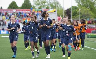 Les Françaises jouent leur deuxième match du Mondial contre la Colombie samedi.
