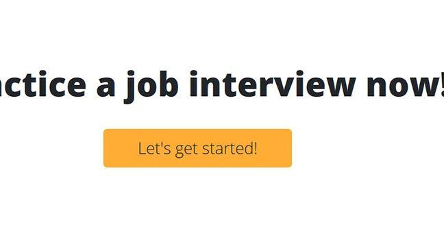Mockmate, le simulateur qui vous entraîne aux entretiens d'embauche