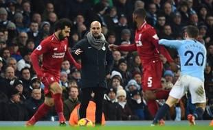 Salah et Liverpool n'ont pas réussi à conserver leur avance sur la pelouse de City.