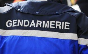Illustration gendarmerie.Credit:XAVIER VILA/SIPA/1503091059