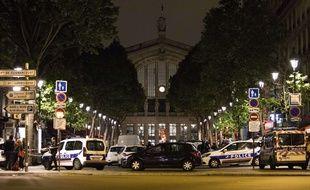 La gare du Nord a été évacuée près de trois heures, dans la nuit de lundi à mardi