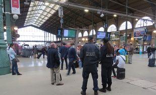 Les passagers des trains Thalys ne se sentent pas
