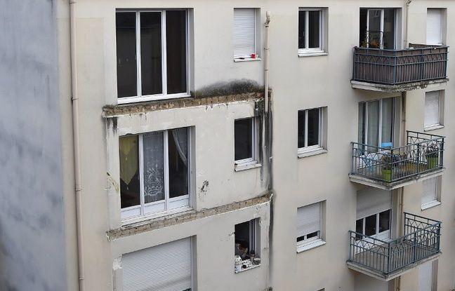 Angers: Effondrement d'un balcon, 5 personnes mises en examen deux ans après le drame