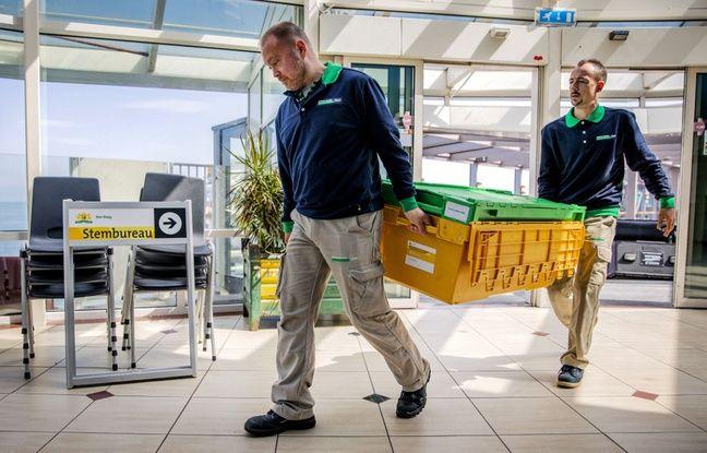 Elections européennes: Le scrutin lancé avec l'ouverture des bureaux de vote aux Pays-Bas et au Royaume-Uni