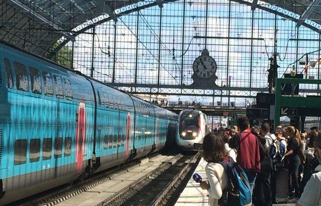 Bordeaux: En lutte, la CGT énergies coupe le courant à la gare Saint-Jean