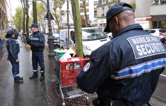 Hidalgo va créer une police municipale — Paris