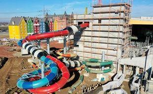 Europa-Park: On connaît la date d'ouverture officielle du futur grand parc aquatique Rulantica