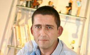 Jean-Yves Moyart, l'avocat devenu écrivain.