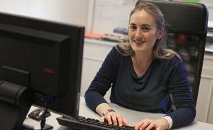 Le docteur Elise Gaugler, médecin addictologue aux Hôpitaux universitaires de Strasbourg.