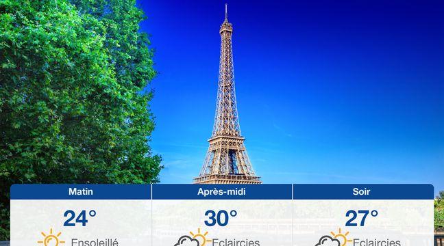 Météo Paris: Prévisions du vendredi 28 juin 2019 - 20minutes.fr