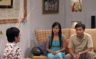 Hoang Thuy Linh, 19 ans, actrice vietnamienne, licenciée après une vidéo de ses ébats sur Internet