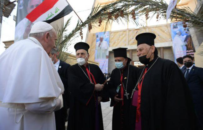 648x415 grand ayatollah ali sistani plus haute autorite religieuse plupart musulmans chiites irak monde recu samedi pape francois ville sainte chiite najaf