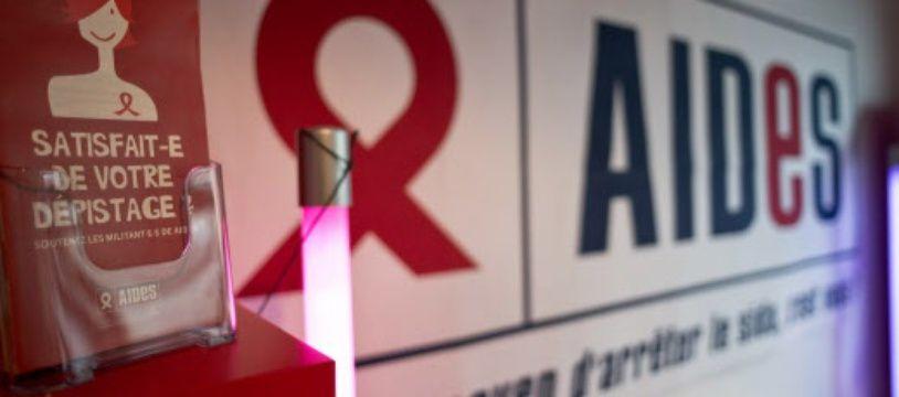 Aides est une association qui lutte depuis les années 1980 contre le VIH/Sida.