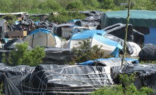 La nouvelle «jungle» à Calais