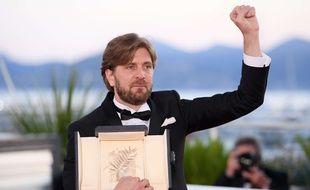 Le Suédois Ruben Östlund a remporté la Palme d'or du 70e Festival de Cannes avec le film «The Square».