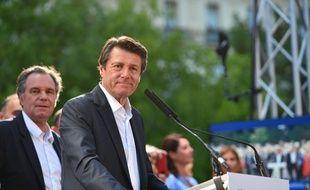 Le maire de Nice Christian Estrosi, le 30 août 2019.