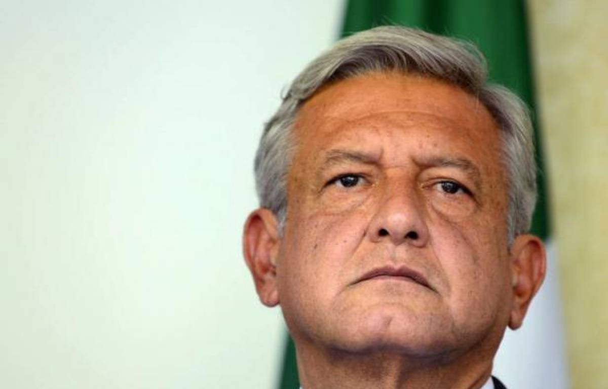 """Le candidat de la gauche à l'élection présidentielle mexicaine, Andres Manuel Lopez Obrador, arrivé deuxième dimanche à 6 points du candidat du PRI Enrique Peña Nieto, va demander à recompter la totalité des bulletins de vote en raisons d'""""incohérences"""" dans le scrutin. – Alfredo Estrella afp.com"""
