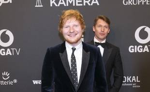 Ed Sheeran au Goldene Kamera 2017 Award